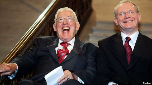 Photo of Firebrand Northern Irish Leader Ian Paisley Dies at 88