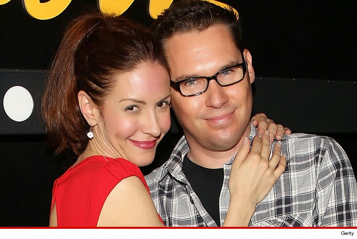 Photo of 'X-Men'Director Bryan Singer –I'm Raising My Kid with the Baby Mama
