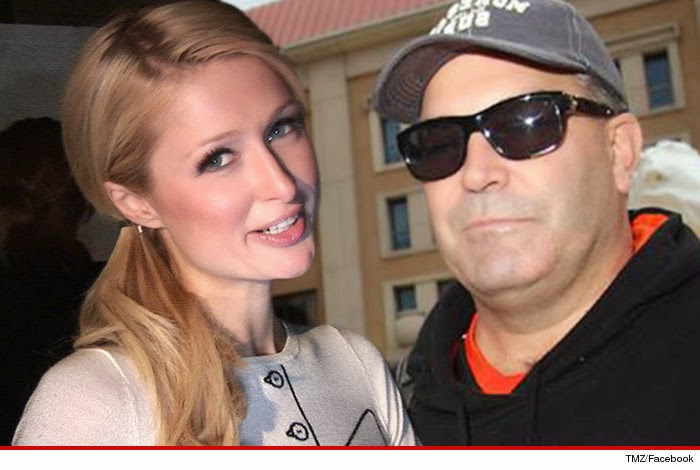 Photo of Paris Hilton Parties with Casino Killer