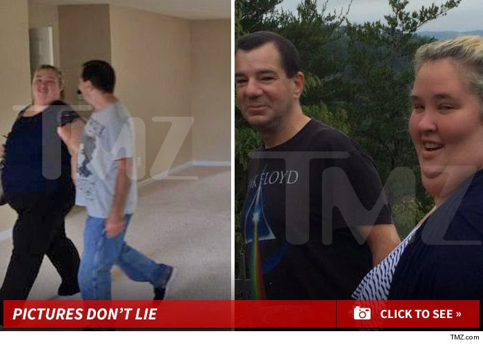 Photo of Mama June Pants on Fire Pics Show House Hunt with Child Molester