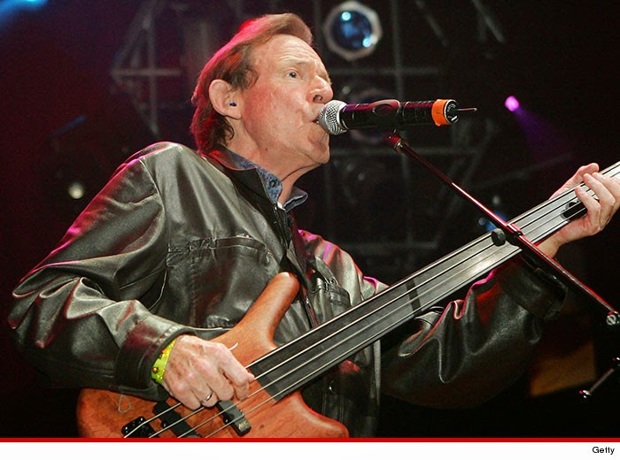 Photo of Cream Singer Jack Bruce Dead at 71 From Liver Disease
