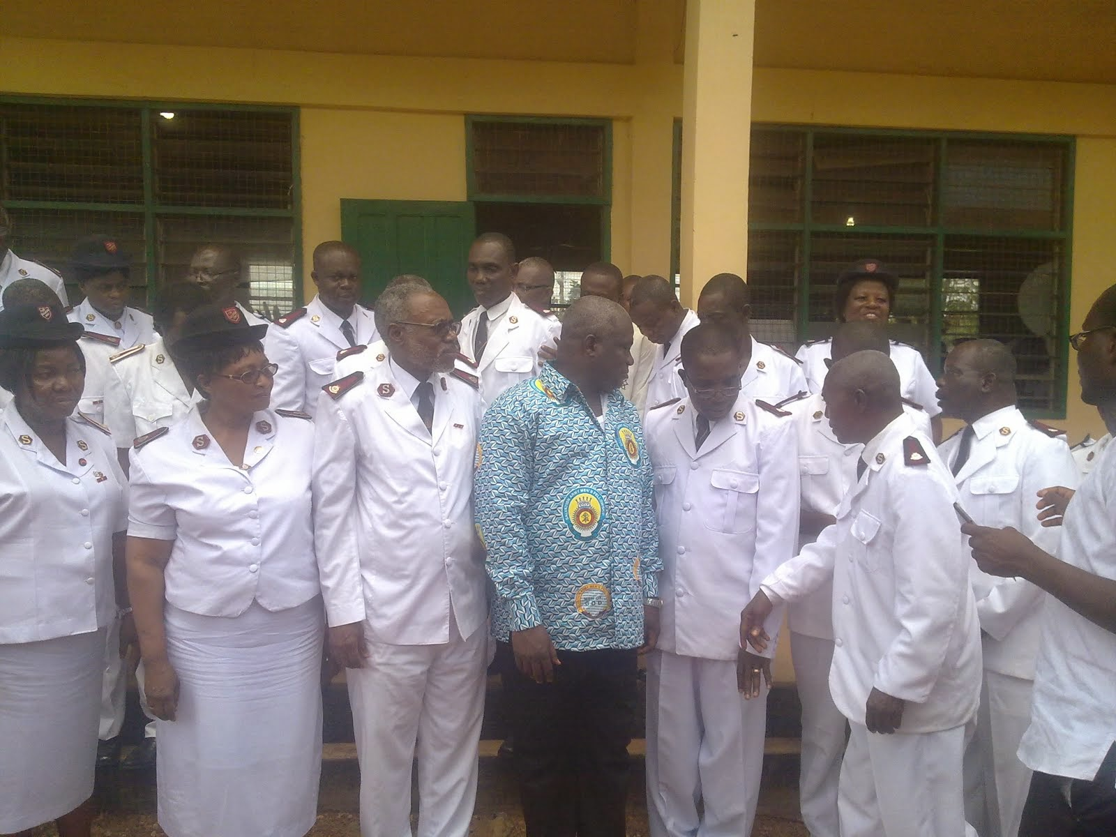 Photo of Salvation Army Ghana Territory Men's Fellowship Holds 2014 Congress In Sunyani