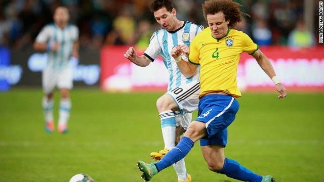 Photo of Lionel Messi misses penalty as Brazil defeats Argentina, Suarez returns