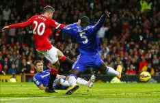Photo of Van Persie earns United a share of the spoils against Chelsea