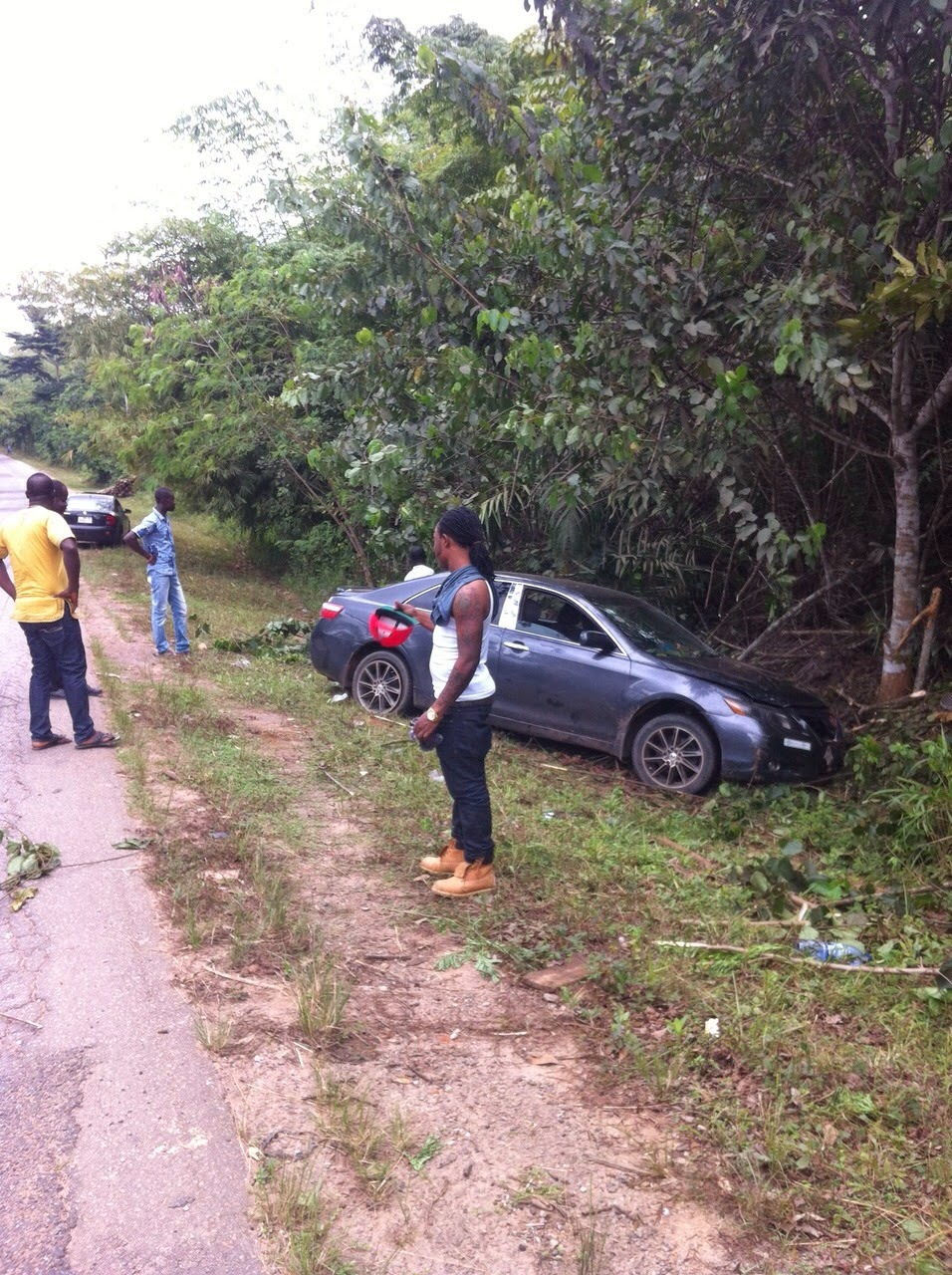 Photo of Keche Involved in Car Accident