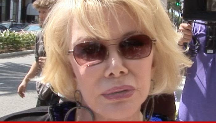 Photo of Joan Rivers — Screw Up Over Propofol During Fatal Surgery