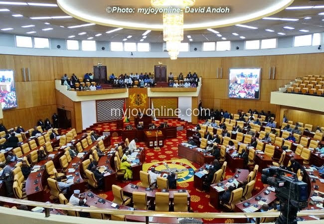 Photo of 'China Chair' in Ghana's Parliament nearly downs MP
