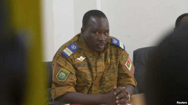 Photo of Burkina Faso Leader Rejects AU Demand on Relinquishing Power