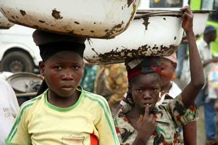 Photo of Close to 200,000 Ghanaians in modern slavery — Report