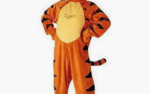 Photo of 3-year-old girl sees Tigger having sex In bathroom