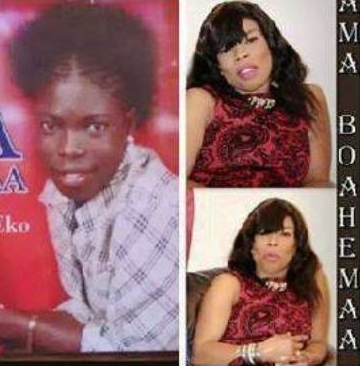 Photo of My skin colour is due to excessive milk intake – Ama Boahemaa