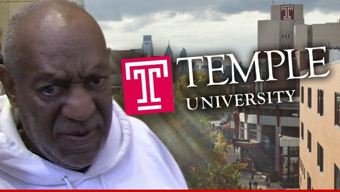 Photo of Bill Cosby–I'm Stepping Down from Temple