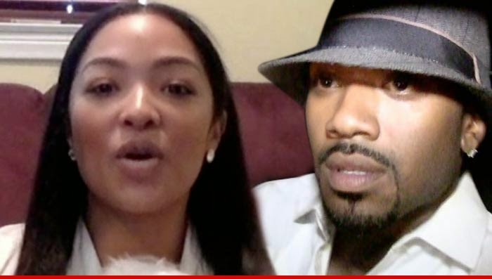 Photo of Ray J's Girlfriend — I Made a Mistake …Suicide Threat Was Wrong