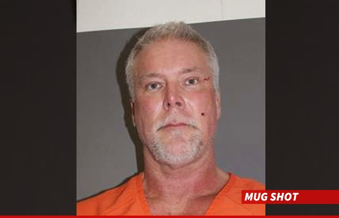 Photo of WWE Star Kevin Nash –Arrested for Battery …Bloody Fight with Son