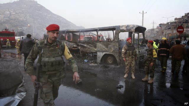 Photo of Militants Kill 23 in Attacks in Afghanistan