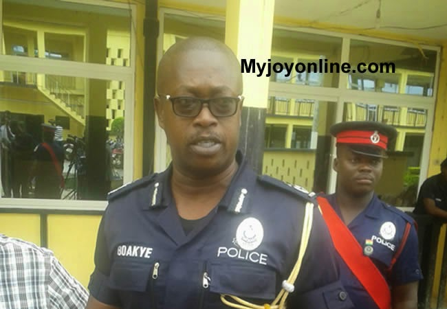 Photo of Spiritualist, 22 others nabbed in Ashanti for robbery