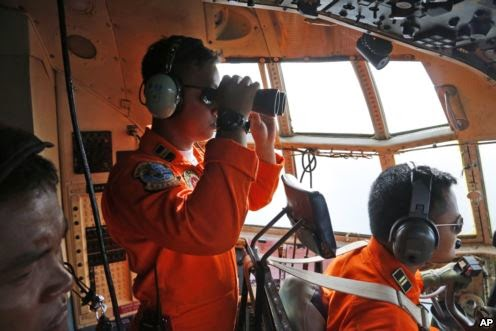 Photo of Official: AirAsia Jet 'at Bottom of Sea'