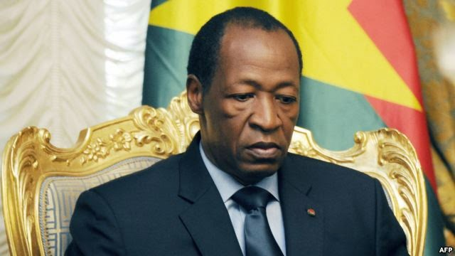 Photo of Burkina Faso's Deposed Leader Returns to Ivory Coast