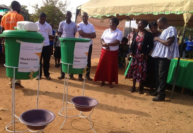 Photo of World Vision Ghana Launches Ebola Project at Paga