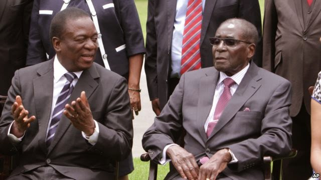 Photo of Zimbabwe President Fires Seven More Ministers