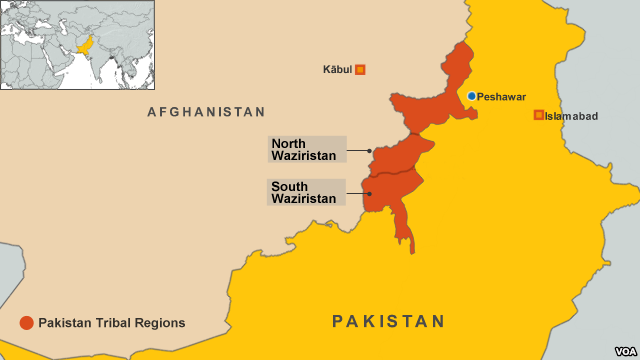 Photo of US Drone Strikes Kill 7 Militants in Pakistan
