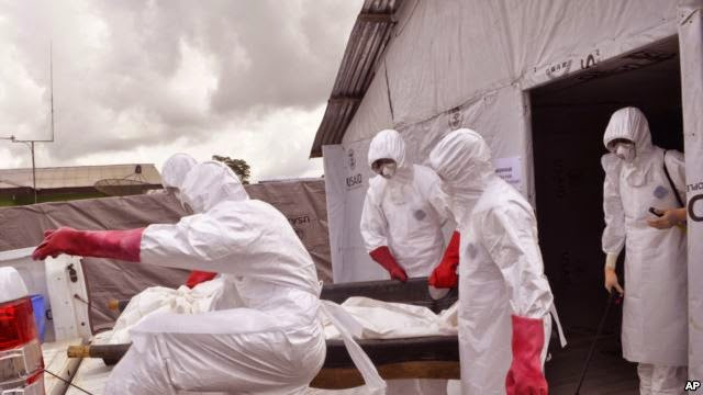 Photo of WHO: Ebola Death Toll Tops 7,000 in West Africa
