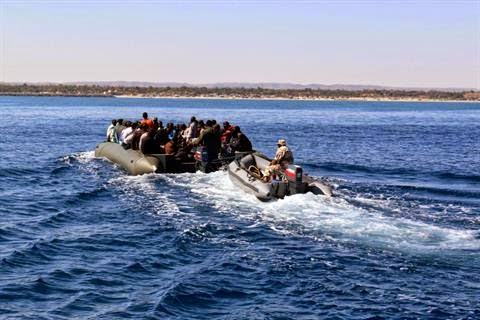 Photo of 70 Ethiopians Dead in Migrant Boat Capsize