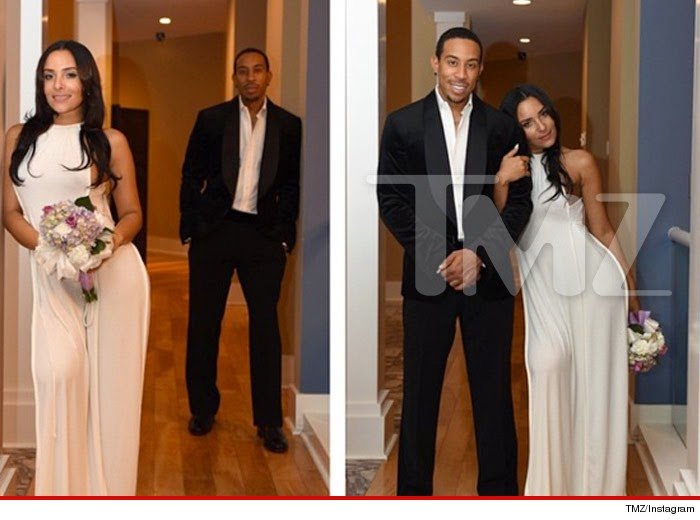 Photo of Ludacris –Merry Christmas … I Got Married!