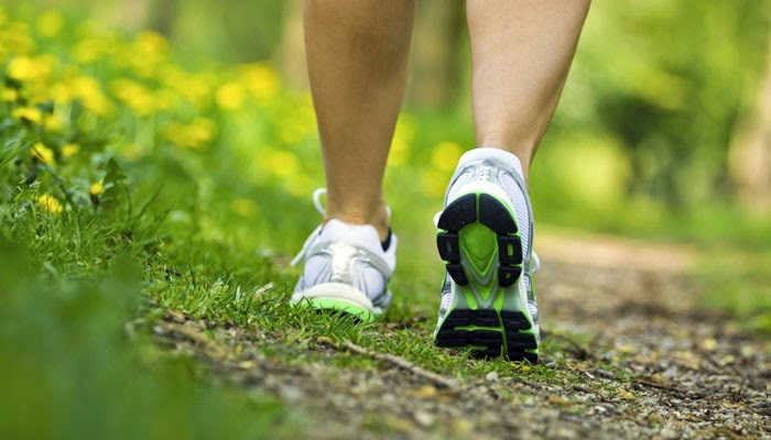 Photo of Brisk walk a day cuts early death risk