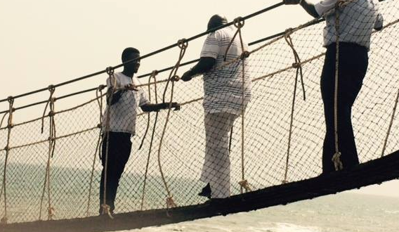 Photo of Ghana gets Africa's first canopy walkway on the sea