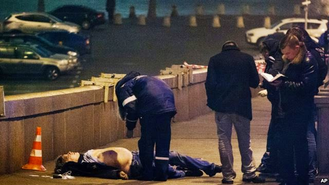 Photo of Russian Opposition Leader Murdered in Moscow