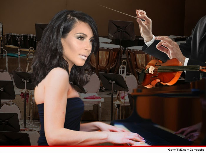 Photo of Kim Kardashian Nabs Huge Pianist To Achieve Musical Dream