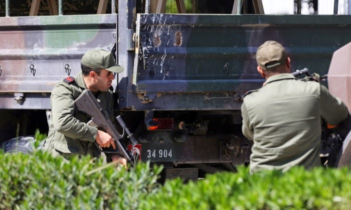 Photo of At least eight killed in shooting at Tunisian museum