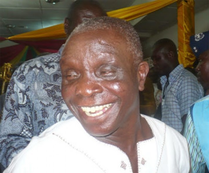 Photo of Former Gomoa East DCE passes away