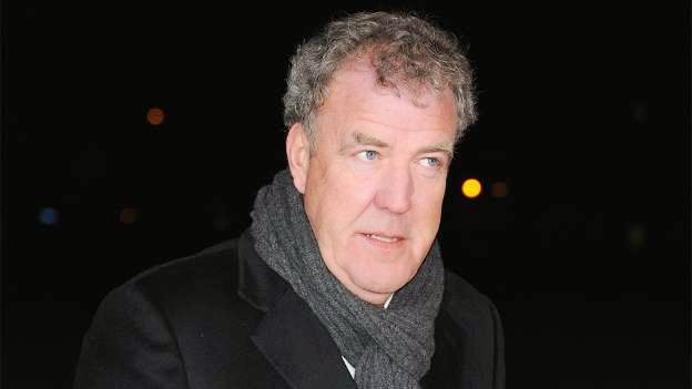 Photo of 'Top Gear' Host Jeremy Clarkson Sacked by BBC
