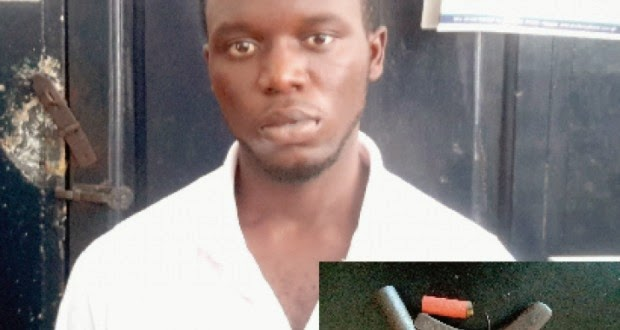 Photo of Man arrested for threatening to kill girlfriend over abortion