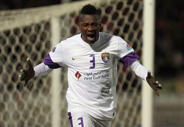 Photo of Gyan on target as Al Ain progress in Asian Champions League