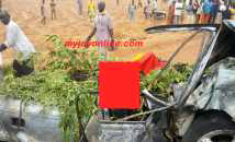 Photo of Seven burnt to death in Kumbugu-Tamale accident