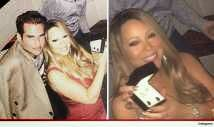 Photo of Mariah Carey–Diamonds Get Her Every Time … Fan Sucks Up with Jewelry