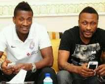 Photo of Musicians, Soccer stars clash