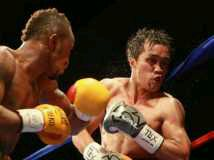 Photo of Agbeko knocks out Rubillar in 4 rounds