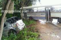 Photo of C/R: One dead; several injured in accident