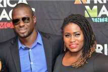 Photo of Lydia, Chris Attoh for Fashion Icon Awards