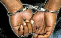 Photo of JHS student, another arrested for robbery