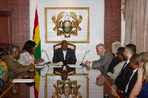 Photo of Ghana signs Child Protection Compact with America