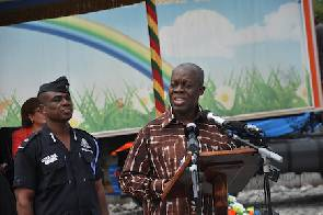 Photo of Ghanaians must take their responsibilities – Amissah-Arthur