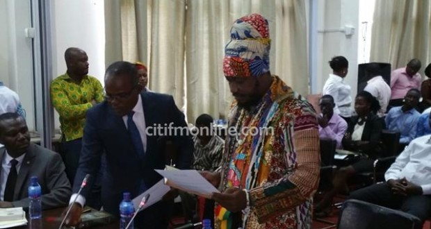 Photo of Blakk Rasta's apology may not save him – Dep. Majority Leader