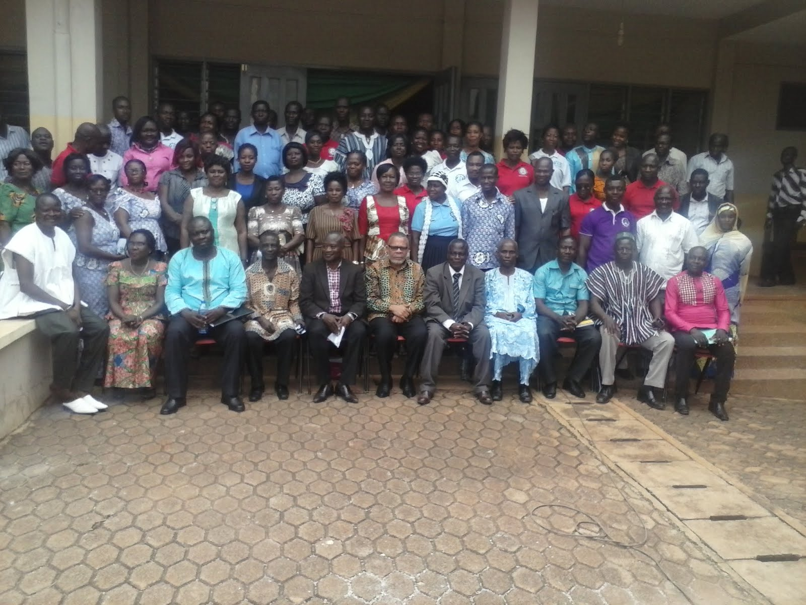 Photo of Brong Ahafo TEWU Holds Its 11th Quadrennial Delegates Conference in Sunyani