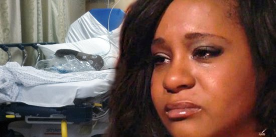 Photo of Someone is Shopping Bobbi Kristina's Death Bed Photo