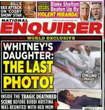 Photo of National Enquirer Displays The Last Photo Of Bobby Kristina